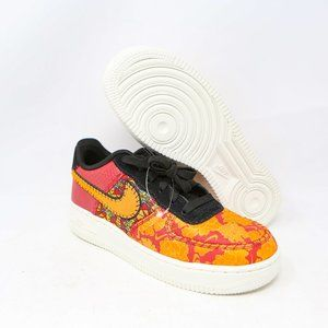 Nike Air Force 1 GS Chinese New Year Red Black AF1